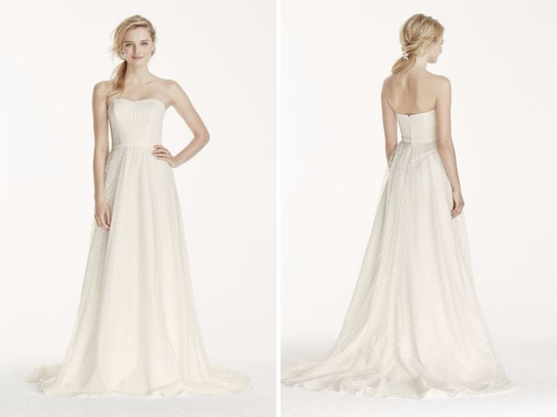 20 Gorgeous Second Wedding Dresses You Will Like Everafterguide