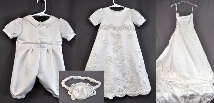 Christening Gown With Your Wedding