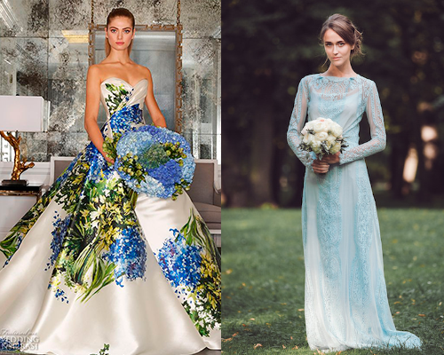 The Bride You Can Leave Blue Green Wedding Colors