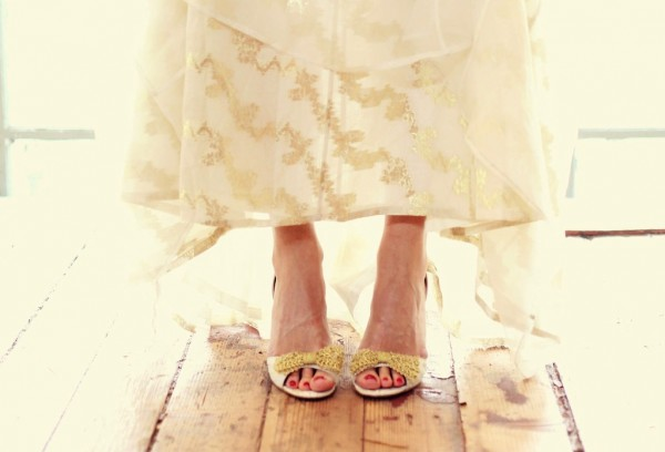 ... Dress On Your Wedding Day. Having A Pair Of Your Own That Is More  Comfortable Will Be A Huge Relief As Well Since You Will Be On Your Feet  For Most Of ...