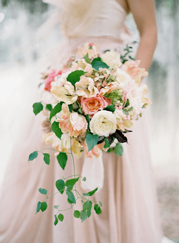 Bridal with Flowers