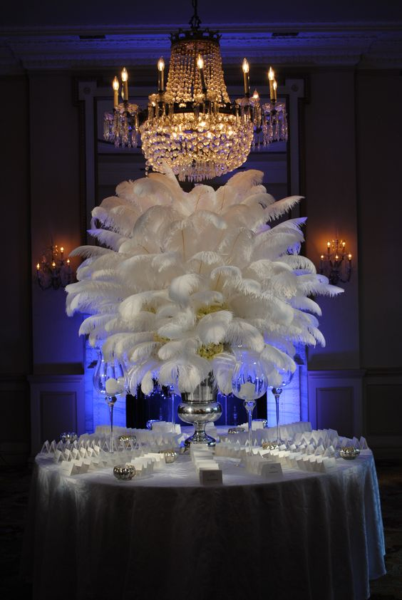 For Modern Brides: 25 Fabulous Wedding Centerpieces Without Flowers ...