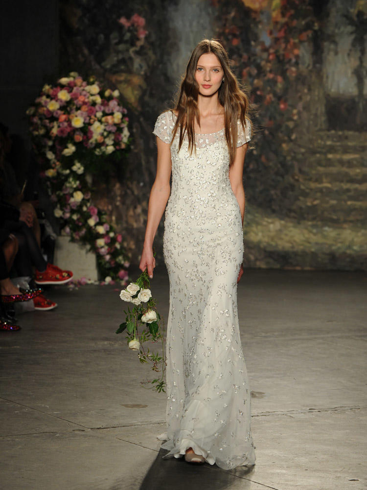 The Effortlessly Chic Bride – Top Jenny Packham Dresses - EverAfterGuide