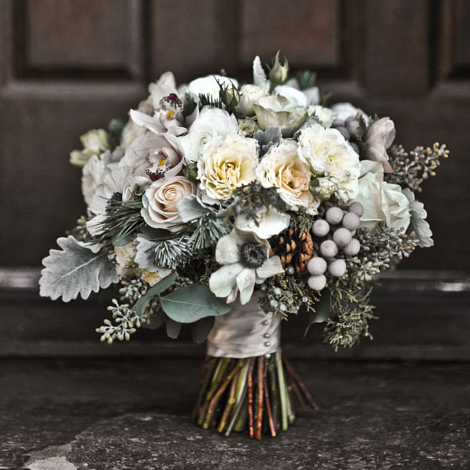 Best Winter Wedding Flowers – Top 10 Trends for the Cold Season ...