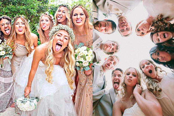 The Hilarious Moments Funny Bridal Party Pictures