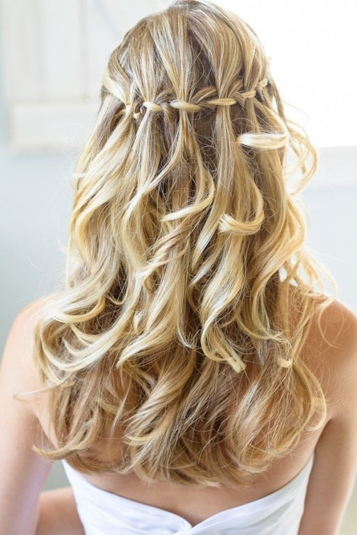 Waves Updos And Elegant Buns 20 Best Wedding Hairstyles