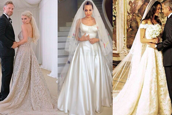 Everything You Should Know About Fit and Flare Wedding Dresses ...