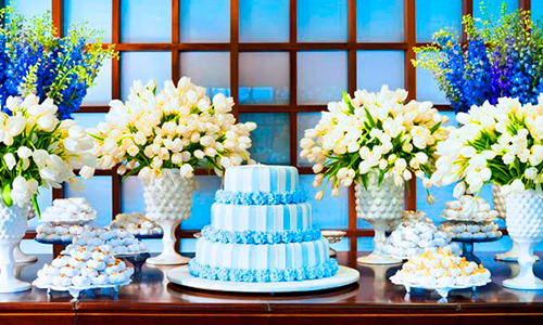 blue green and white wedding cakes fresh and modish blue green wedding colors everafterguide 11988