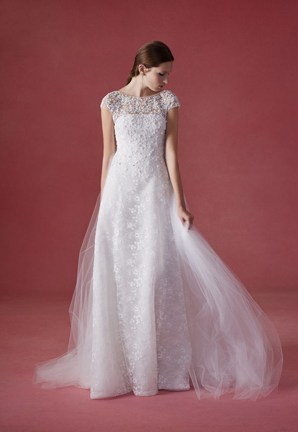 Bridal gowns for the elite oscar de la renta collections oscar de la renta bridal gown collections junglespirit Gallery