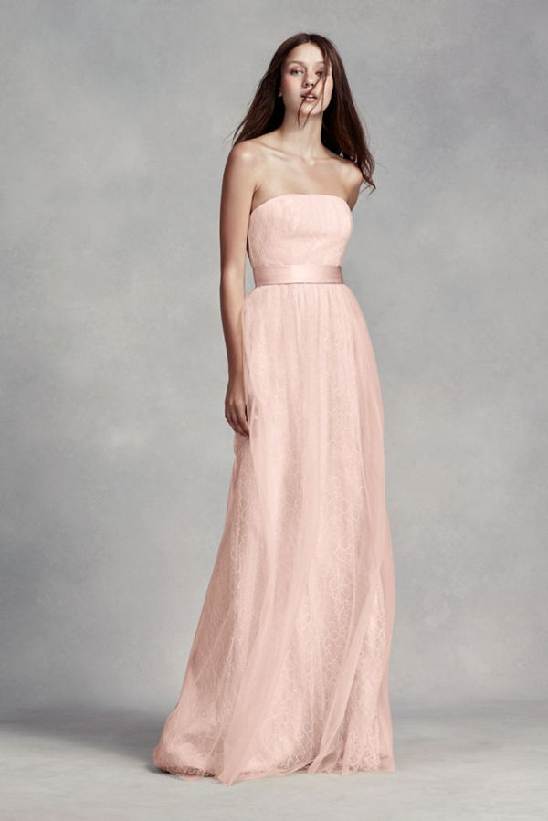 Classic and Elegant: Lace Bridesmaid Dresses - EverAfterGuide