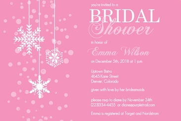 Invite to bridal shower but not wedding is it ok everafterguide who do you invite to a bridal shower filmwisefo Images