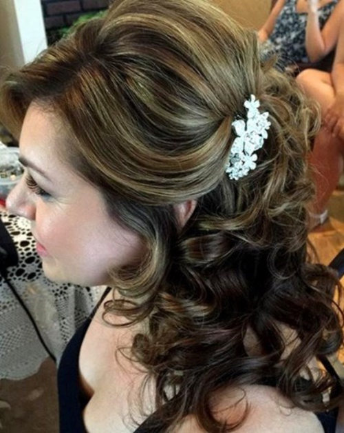 Best Hairstyles For Mother Of The Bride