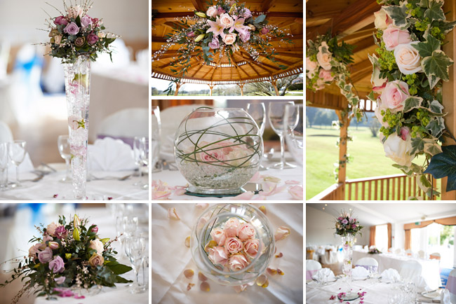 Wedding decoration costs and tips to cut down it everafterguide reception flowers junglespirit Images