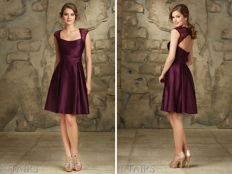 Tips And Picks: Bridesmaid Dresses To Match Lace Wedding