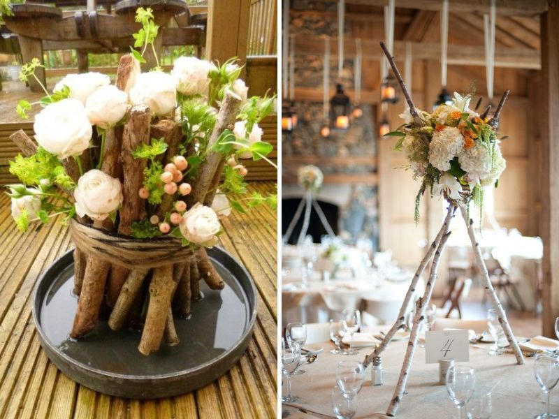 Unique wedding centerpieces inspirations everafterguide