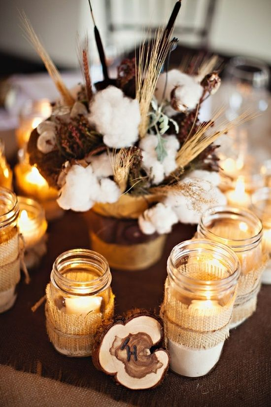 31 unique wedding centerpieces inspirations everafterguide country wedding centerpiece junglespirit Image collections