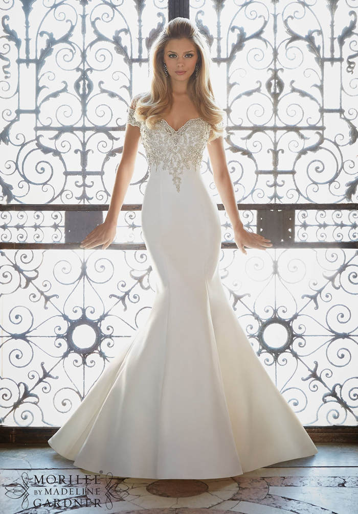 All You Need to Know About Mori Lee Bridal Gowns – Costs, Styles and ...