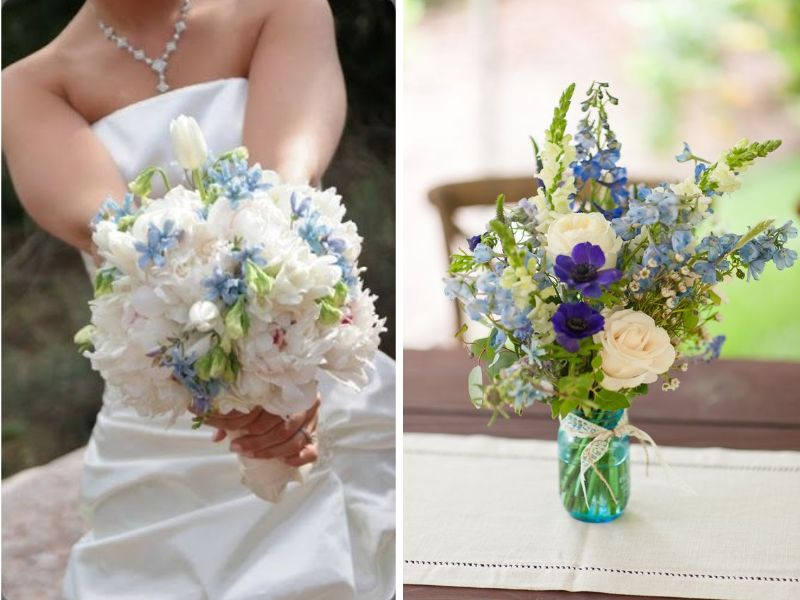 Various Types Of Wedding Flowers To Make Your Event Special