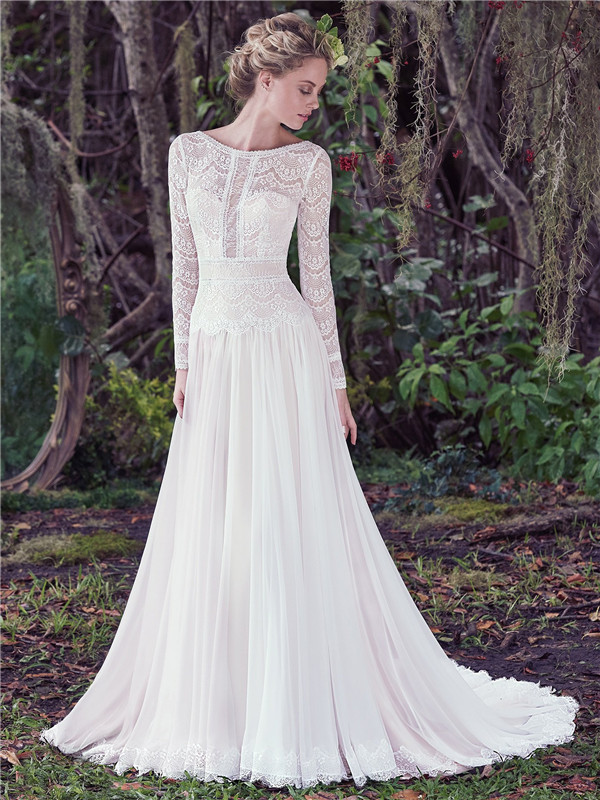 Maggie Sottero Wedding Dresses: Collesctions and Prices - EverAfterGuide