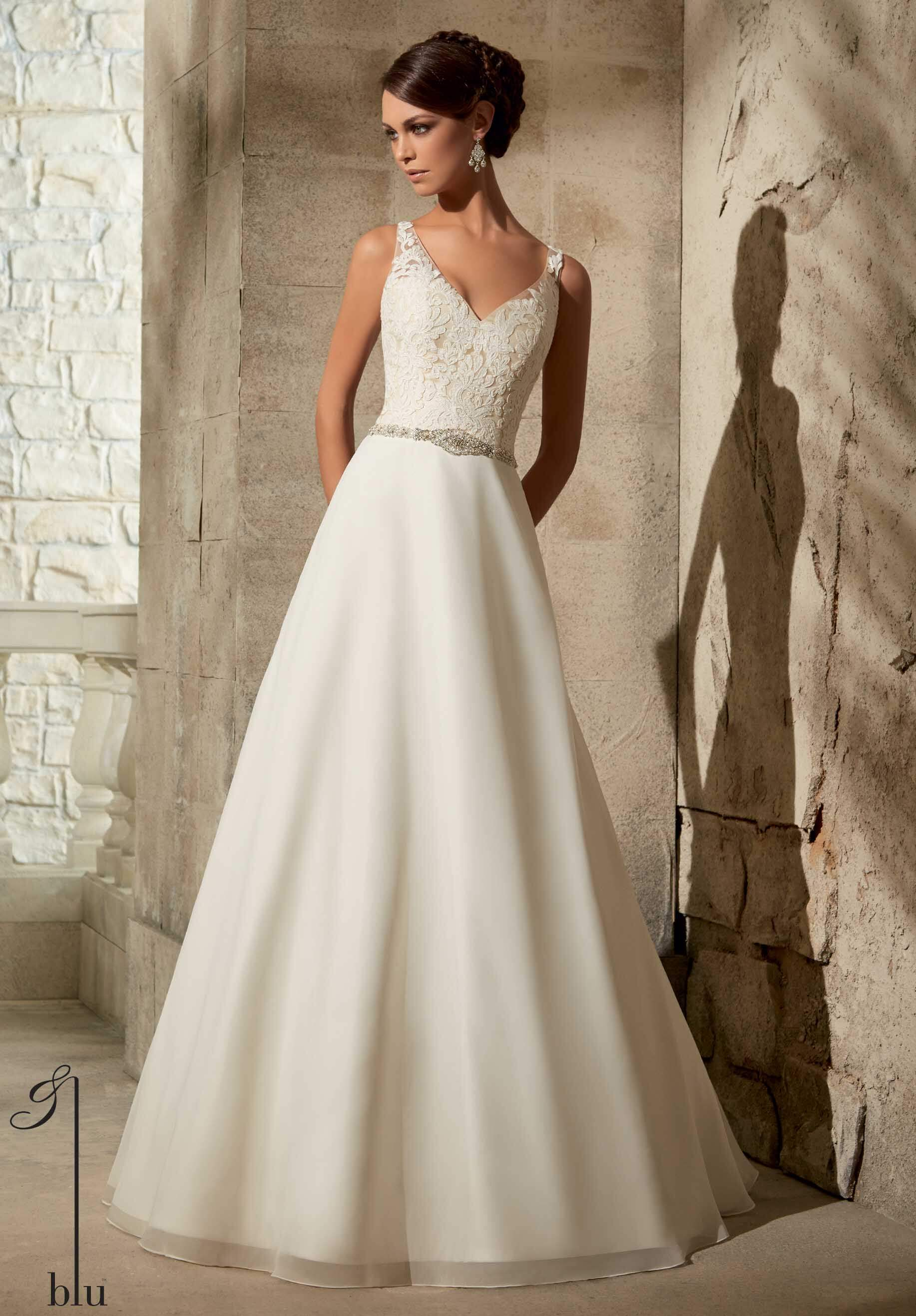 Most Stunning Collection Of A Line Wedding Dresses