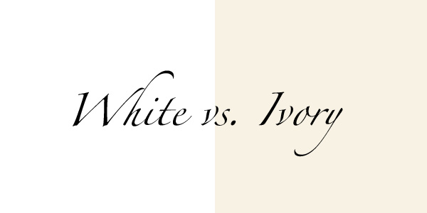 Wedding Dress Shopping 101 White Versus Ivory Dresses Skin Tone Matching