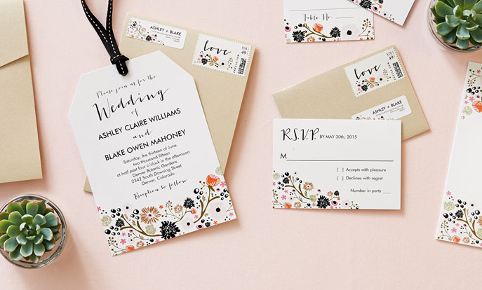Samples of wedding reception only invitation wording everafterguide wedding reception only invite wording in different conditions filmwisefo