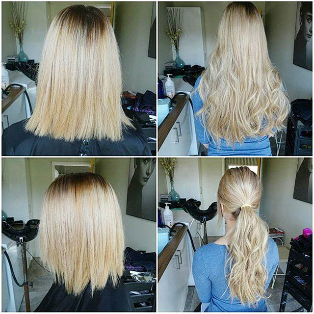 A comprehensive guide for hair extensions for white girls tape in extensions pmusecretfo Gallery