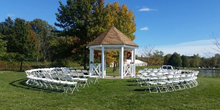 15 romantic outdoor wedding venues in michigan everafterguide stony creek sunset terrace brighton mi junglespirit Choice Image