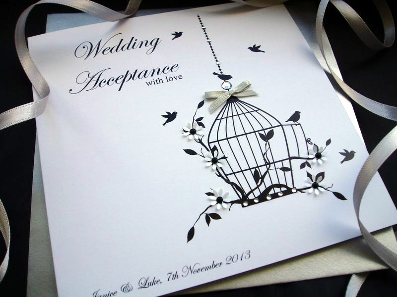 Wedding acceptance wording samples and tips everafterguide wedding acceptance wording samples and tips stopboris Images
