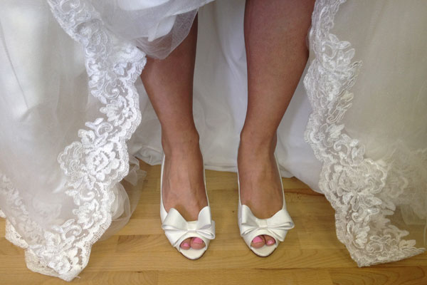Most Cozy Bridal Shoe: Selection Tips and Recommended Brands ...