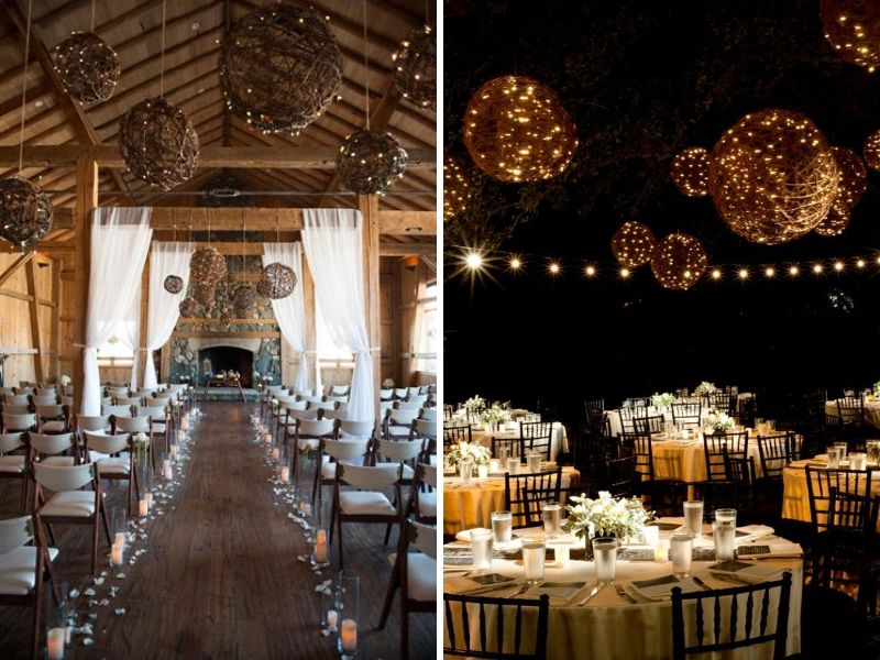 Stunning Ideas For Wedding Ceiling Decorations Everafterguide