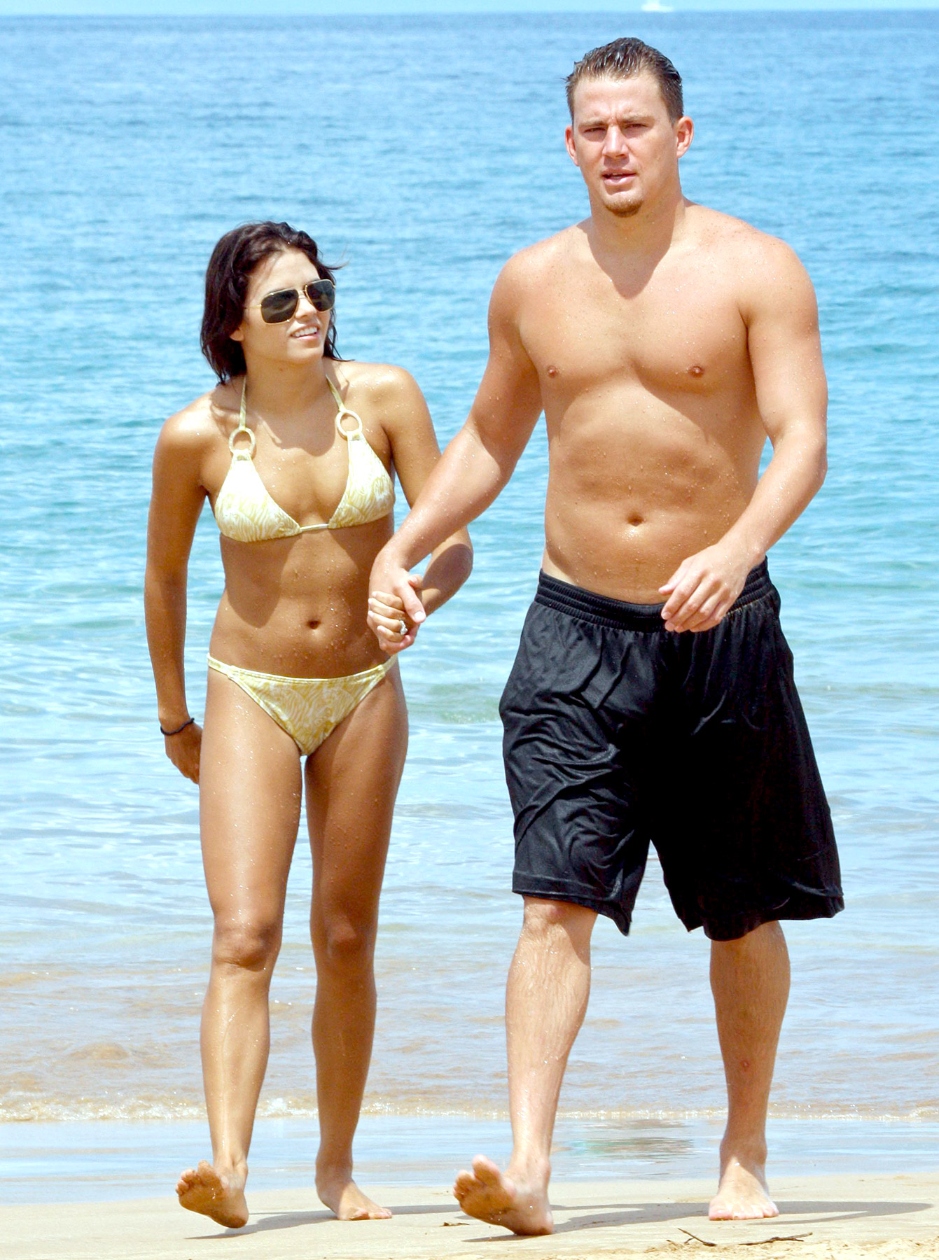 A Sweet & Fabulous Love Story: Channing Tatum and Jenna Dewan ...