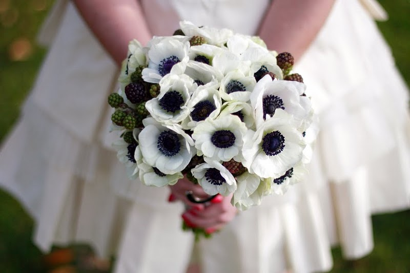 More Types Of Wedding Flowers
