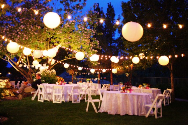 Just Imagine Having Your Wedding Ceremony In Backyard And Comfort Of Own Home There Are Tons Ideas For A