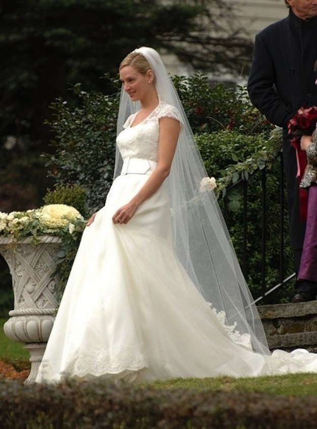Runaway Bride Wedding Dress and Other Classical Movie Wedding ...