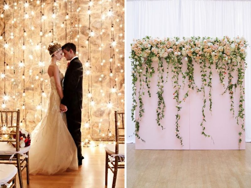 24 Stunning Ideas For Hall Decorations For Weddings Everafterguide