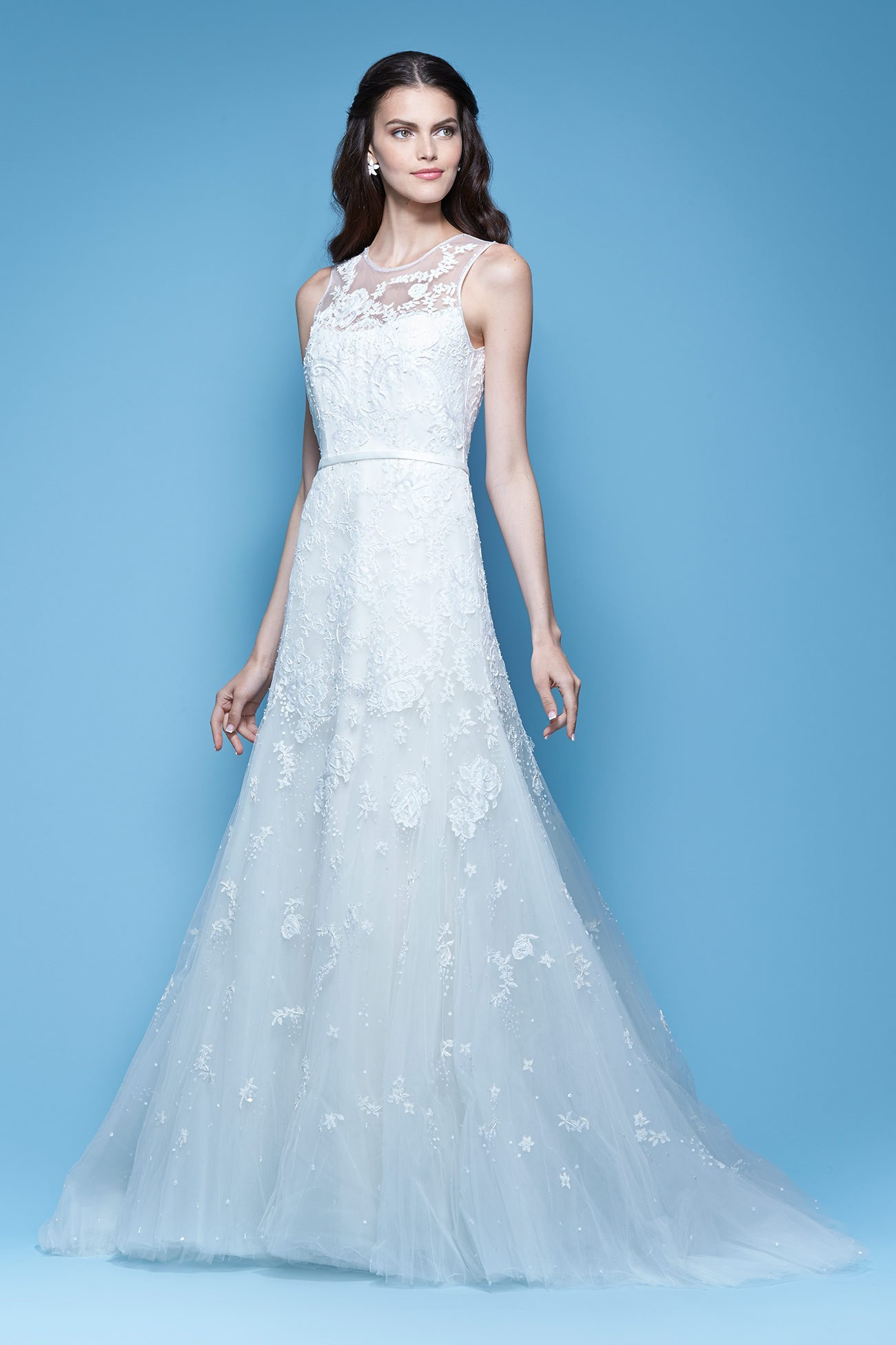 Whimsical Brides and Playful Details – Carolina Herrera Bridal Gowns ...