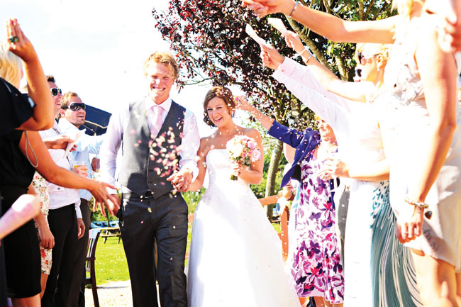 A List Of Processional Songs For Wedding Party