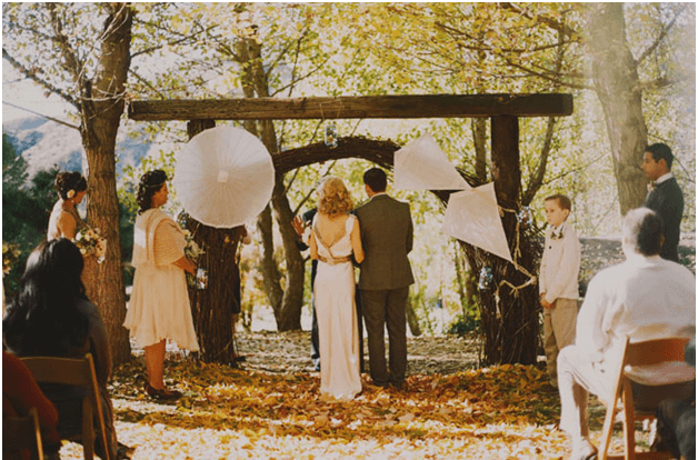 Read On To Get Inspired By These Ideas And Thus Organize A Unique Nontraditional Wedding Ceremony