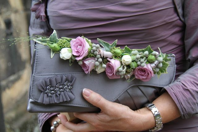 Flowers For Her Clutch