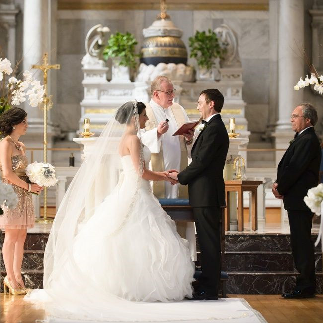 Catholic Wedding Timeline