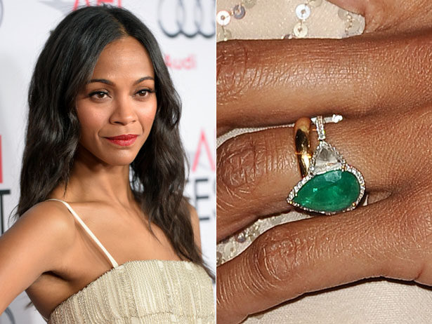 20 Celebrity Engagement Rings that Speak for Love Worship and