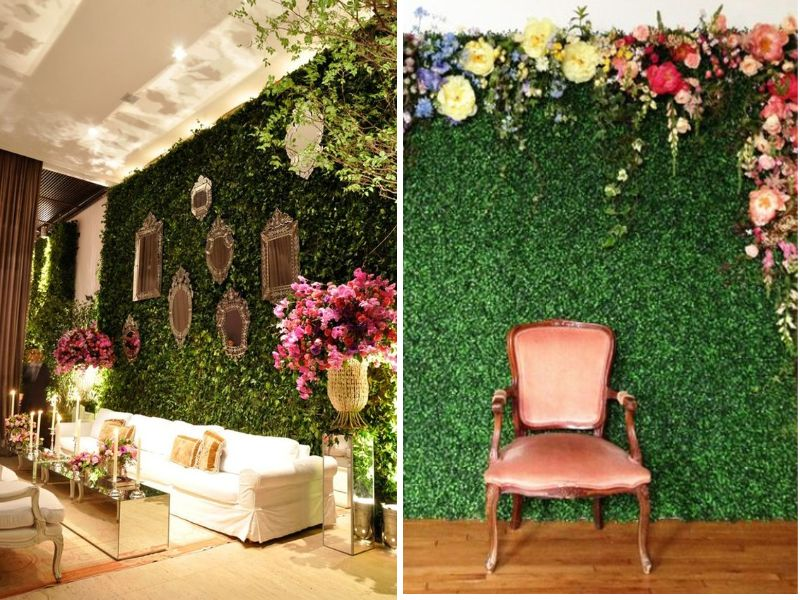 floral decorations for wedding 31 best wedding wall decoration ideas everafterguide 4108