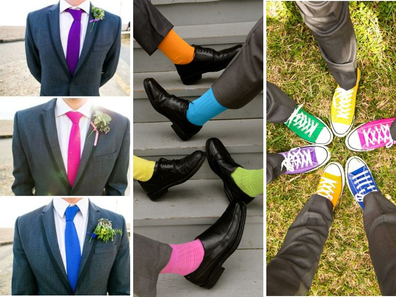 Rainbow Themed Wedding Wedding Ideas