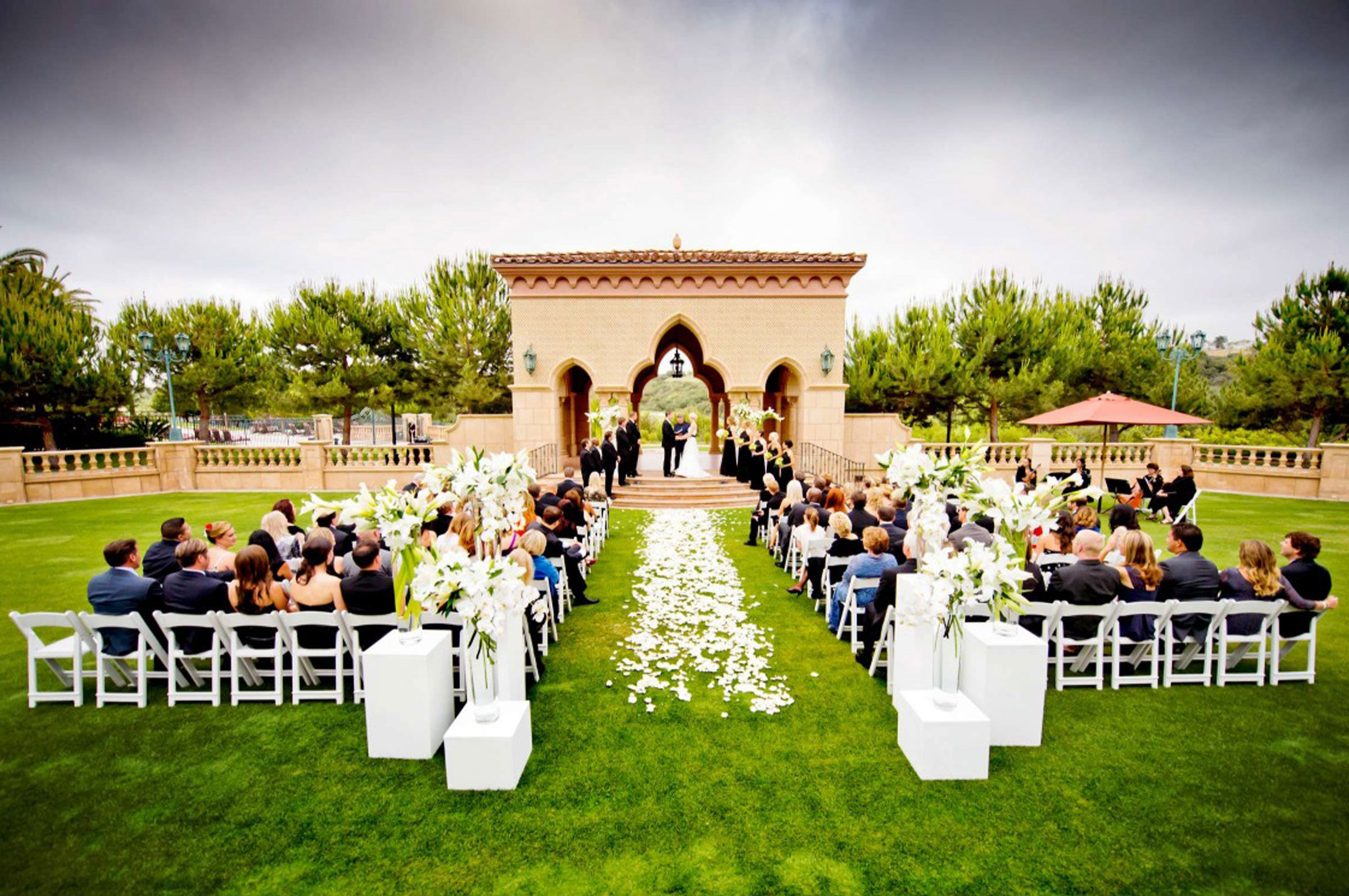 whats the average wedding venue cost