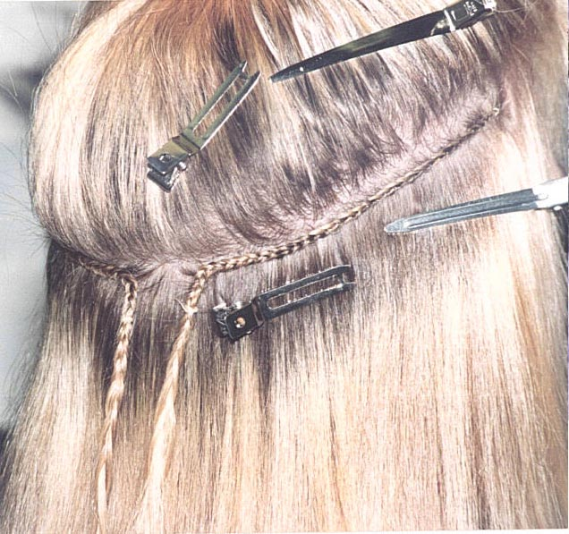 Weaves Or Sewn In Extensions