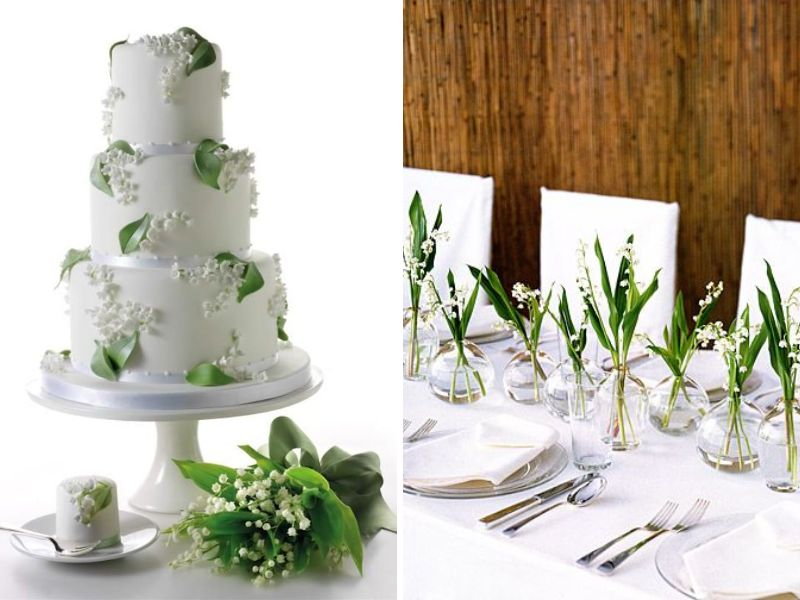 Inspirations For Lily Of The Valley Bouquet Everafterguide
