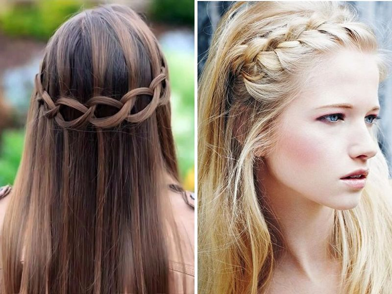 Straight Hair Styles Popular Straight Hairstyles For Your Wedding  Everafterguide