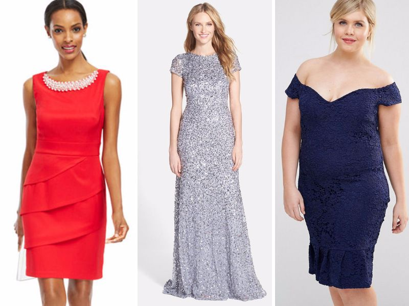 dresses you can wear to a wedding