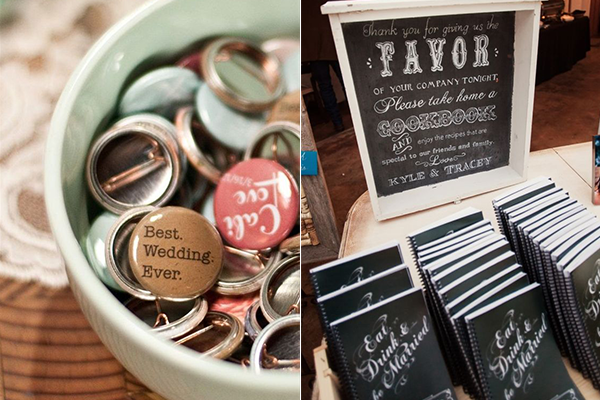 16 Unique Wedding Favor Ideas - EverAfterGuide